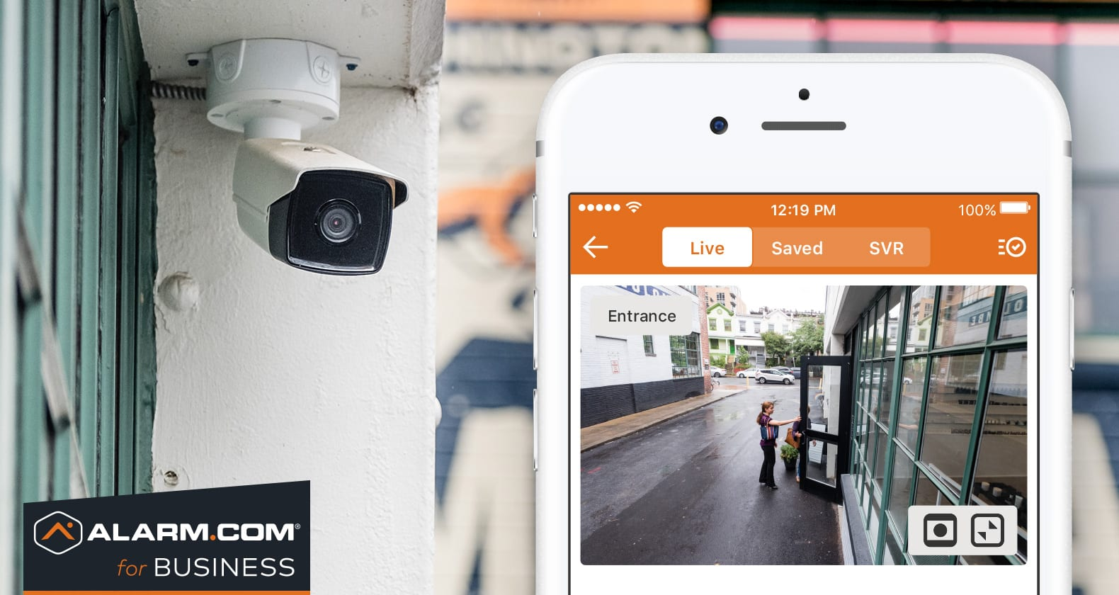 His Security video surveillance and camera solutions enhanced usability